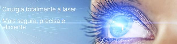 cirurgia de miopia totalmente a laser