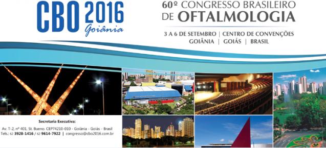 Dr. Irineu Antunes Neto participou do 60º Congresso Brasileiro de Oftalmologia