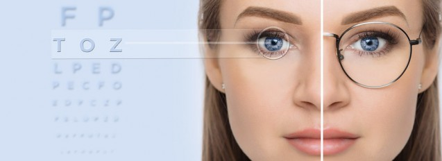 Cirurgia refrativa a laser – Tratamento de miopia, astigmatismo e hipermetropia